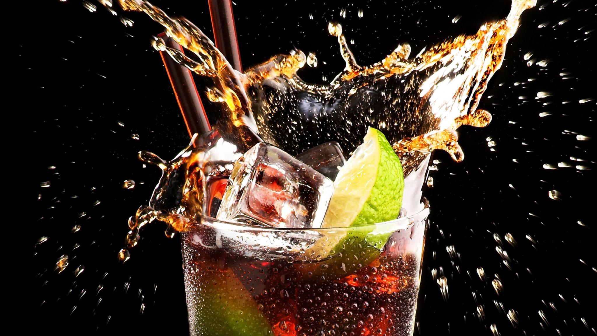 Drink vom Strandcafe Kirnbergsee